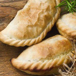 Caribbean Pasty