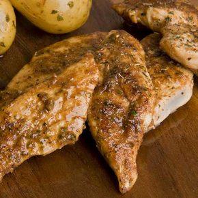 Simple Cajun Chicken