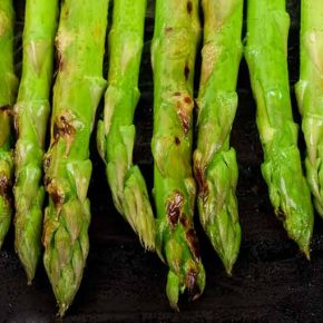 Asparagus With Chilli Jam