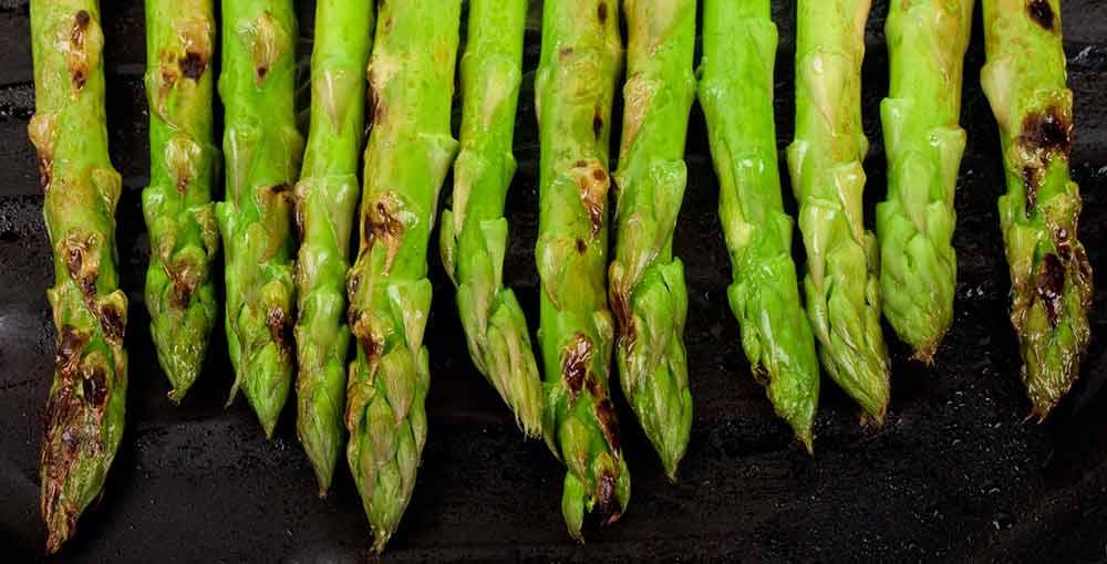 asparagus and chilli jam
