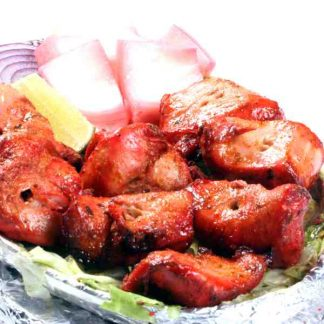 tandoor chicken tikka