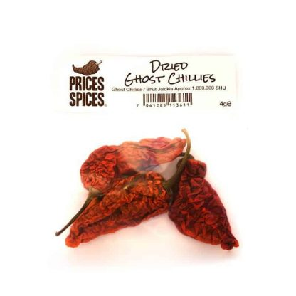 Dried Ghost Chillies