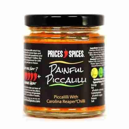 Painful Piccalilli