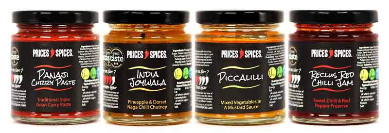 Prices Spices Products