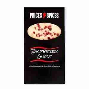Raspberry Ghost Chilli Chocolate