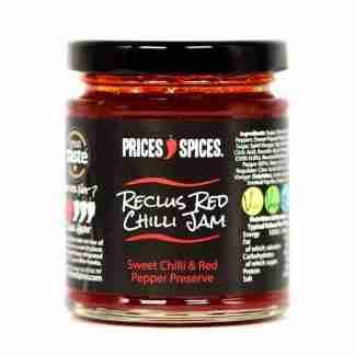 Reclus Red Chilli Jam