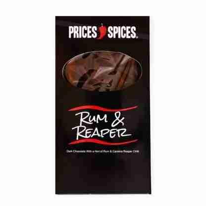 Rum And Reaper Chilli Chocolate